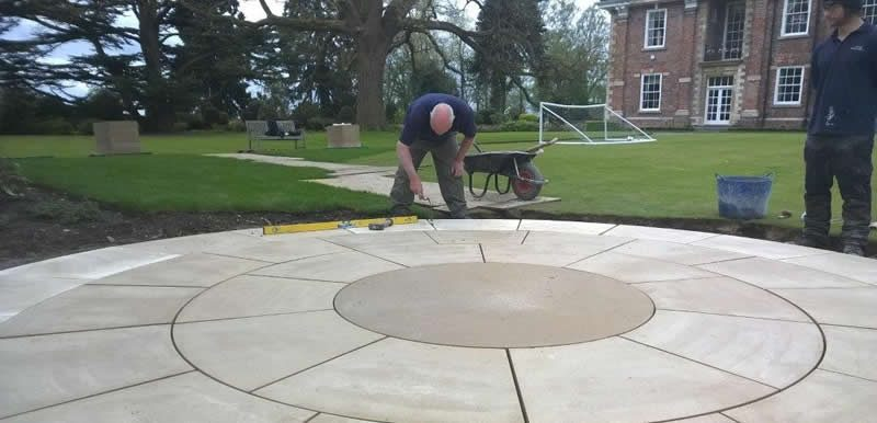 Premier Landscape Contractor in the York and Yorkshire area