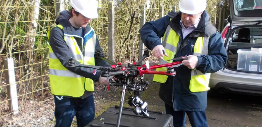 Arboricultural Advisory and Consultancy Services Aerial surveys