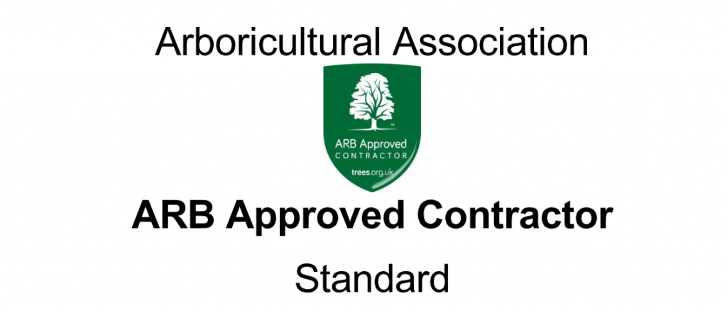 Arboricultural Association Approved Contractors